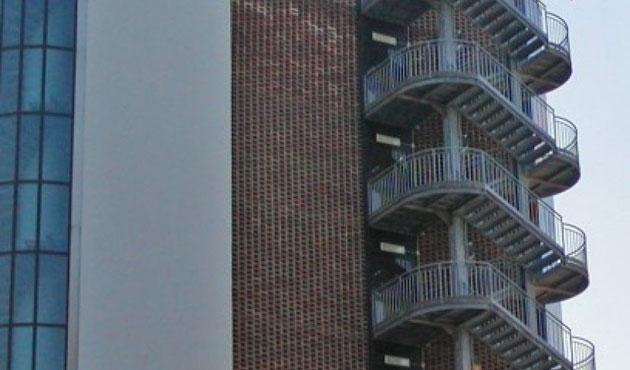 İtfaiyeden yangın merdiveni uyarısı
