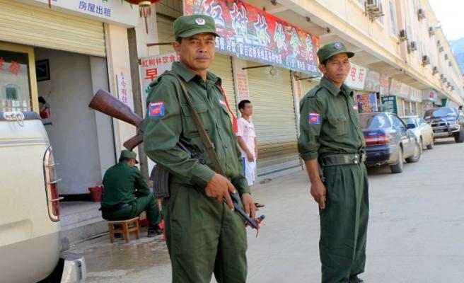 Çin'den Myanmar'a barış süreci desteği