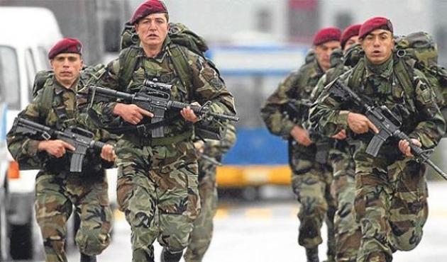 El-Bab'a 300 komando daha gidiyor