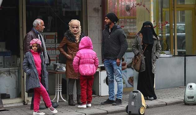 Avrupa hayali kuran sığınmacıların umudu arttı