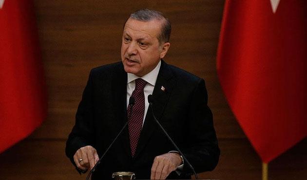 Erdoğan: Fırat Kalkanı herhangi bir kişiyi hedef almıyor