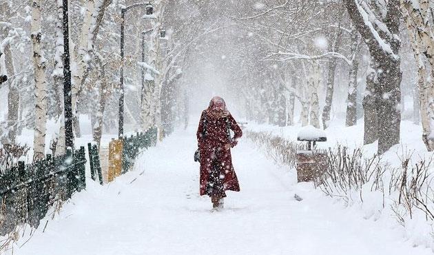 Doğu Anadolu'ya meteorolojik uyarı