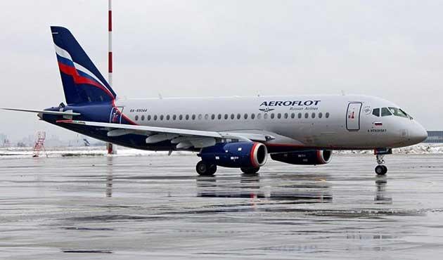 Rus hava yolu şirketi Türkiye seferlerini artırdı