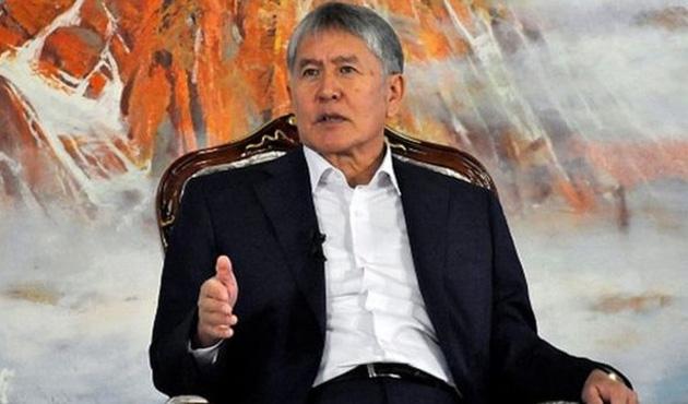 Atambayev'in Türk okulu tavrı değişmedi