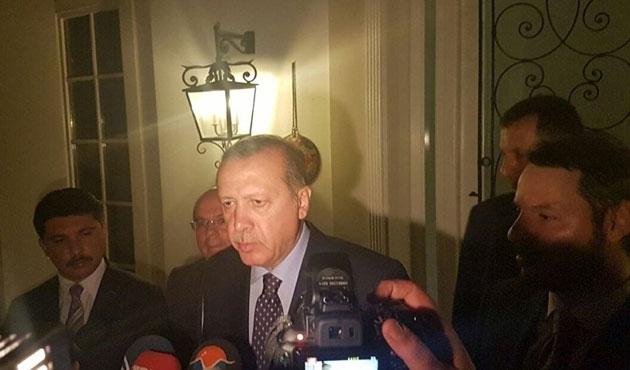 Erdoğan'ın 15 Temmuz hava trafiği iddianamede