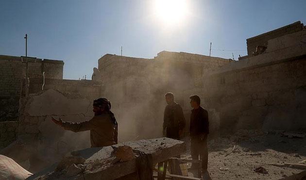 BM'den Halep için çağrı