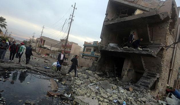 Irak'ta şiddetin bir aylık bilançosu; 2885 ölü