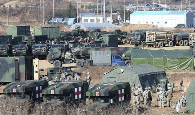 Güney Kore'de askeri üste patlama: 23 yaralı