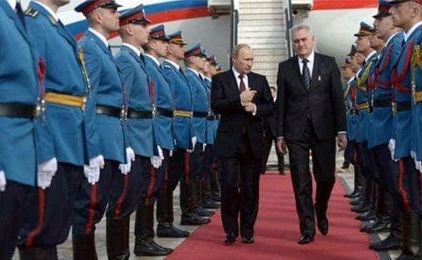 Rusya ile NATO arasında Balkan ülkeleri