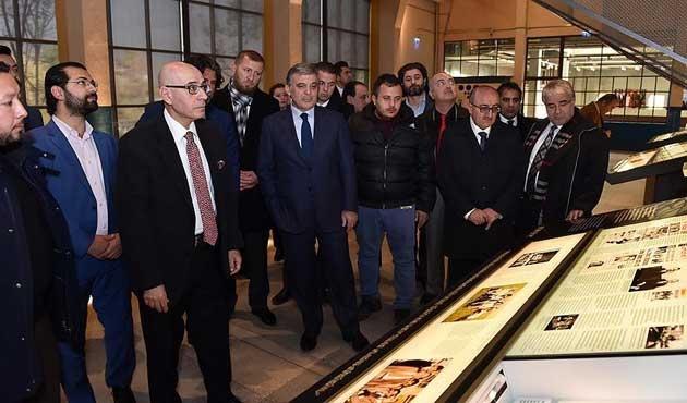 'Cumhurbaşkanlığı Abdullah Gül Müze ve Kütüphanesi' hazır