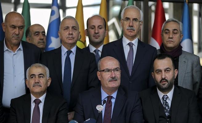 ATO'da yeni başkan; Gürsel Baran
