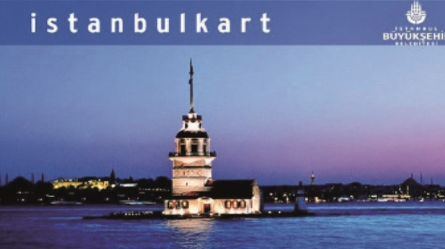 Tüm kartlar İstanbulkart'ta birleşiyor