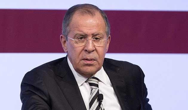 Lavrov: Cenevre'ye diplomat göndermeye hazırız