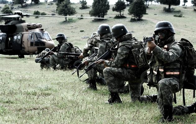 'TSK, 400 özel kuvvet gücünü Suriye'ye gönderdi' iddiası