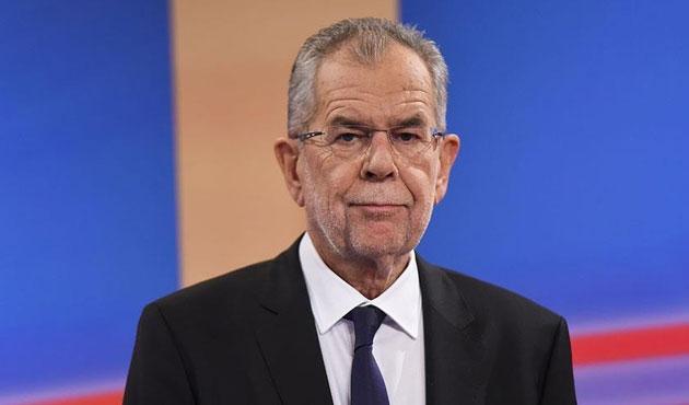 Avusturya'da yeni cumhurbaşkanı Yeşiller'den