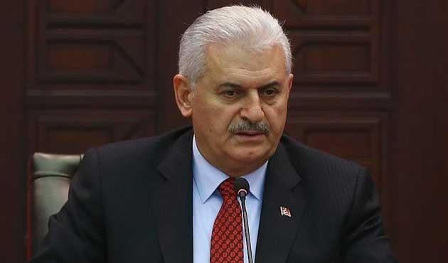 Başbakan Yıldırım'dan anayasa teklifi için ilk açıklama