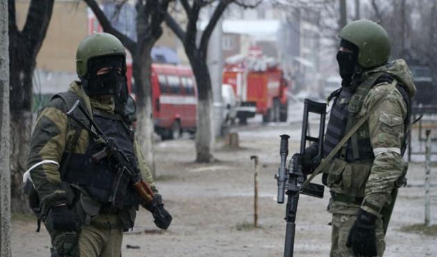 Kuzey Kafkasya'da çatışma: 7 ölü