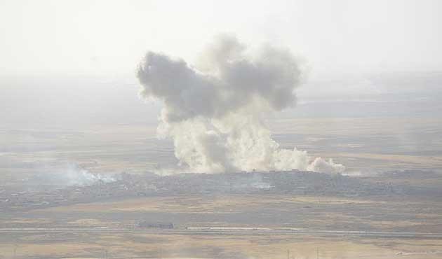 Musul'da 19 DEAŞ mensubu öldürüldü