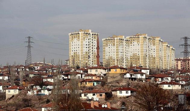 Ankara'da yeni kentsel dönüşüm alanları