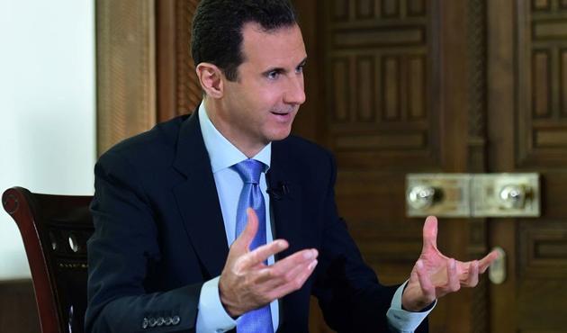 'Suriye'de barış için AB'den Esad'a para' iddiası