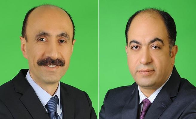DBP'li iki belediye başkanına terör gözaltısı
