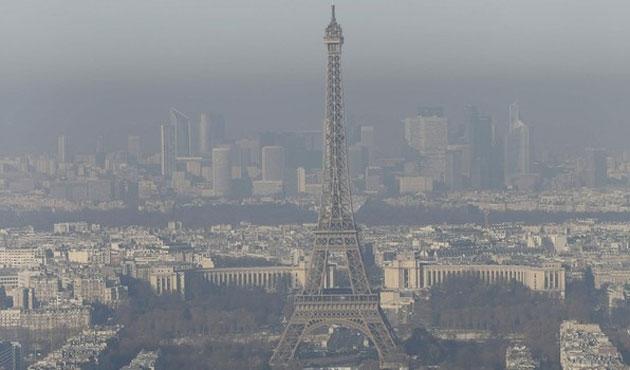 Paris'te tek-çift plaka uygulaması devam edecek