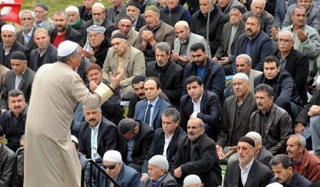 HDP'li vekile 'sivil cuma namazı' davası