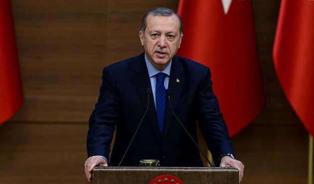Erdoğan'dan Siirt tweeti