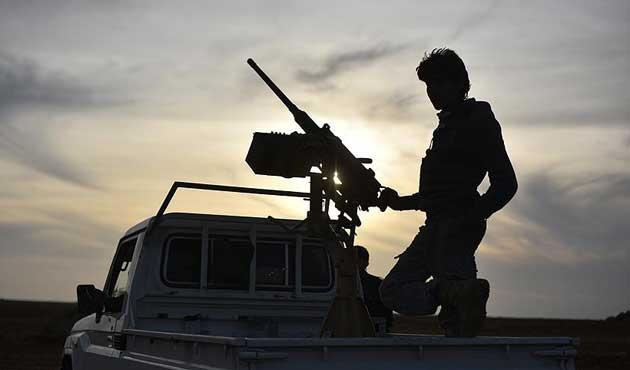 Halep'teki silahlı muhaliflerden insani ateşkes çağrısı