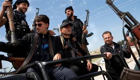 Suriyeli muhaliflerden acil ateşkes çağrısı