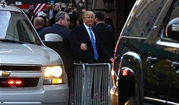 Trump dünyanın en zengin kabinesini kurdu