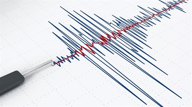 Muğla'da sabaha karşı orta şiddette deprem