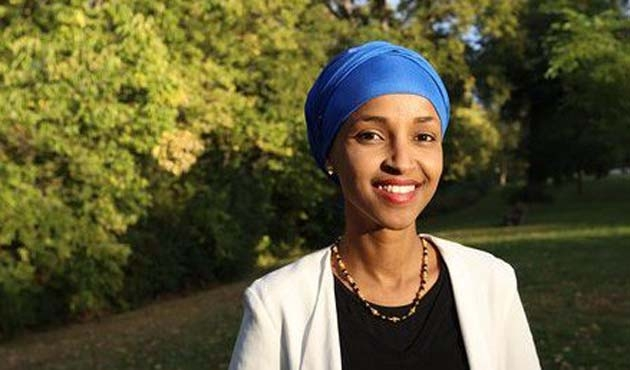 ABD'de Müslüman milletvekiline 'İslamofobik tehdit'