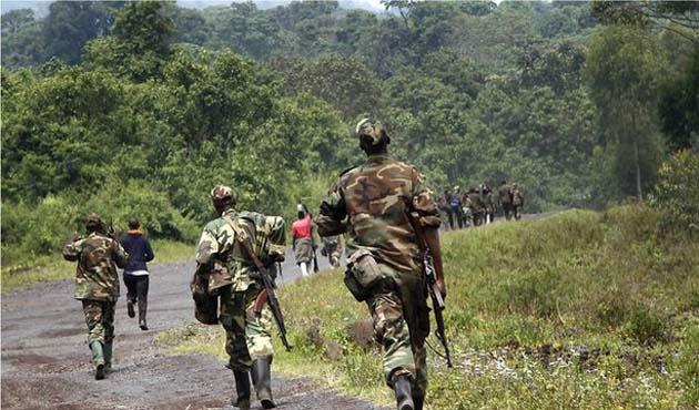 Kongo'da 153 Ruandalı sınır dışı edildi