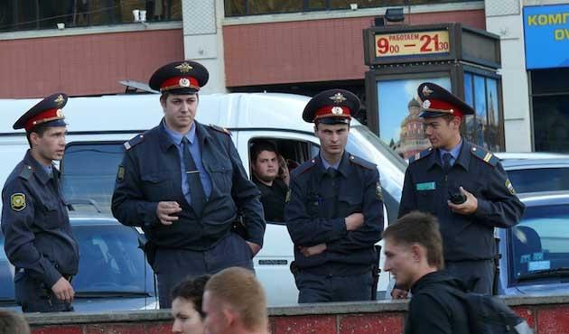 Moskova'da terör iddiasıyla 25 Orta Asyalı gözaltına alındı