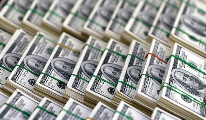 Dolar kademeli yükselişte