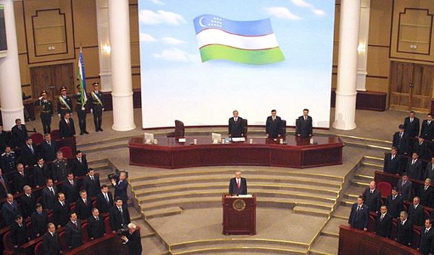 Özbekistan hükümetinden halka 'Beyaz masa'
