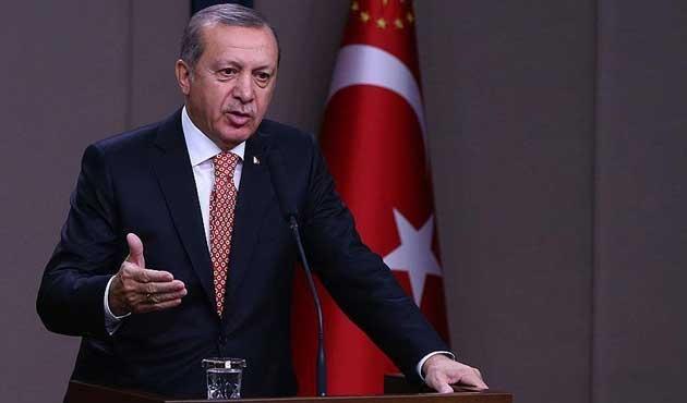 Erdoğan: Bunlar vatana ihanet ediyorlar