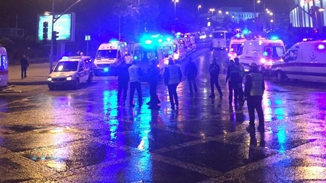 Beşiktaş'taki saldırıyla ilgili 5 savcı görevlendirildi