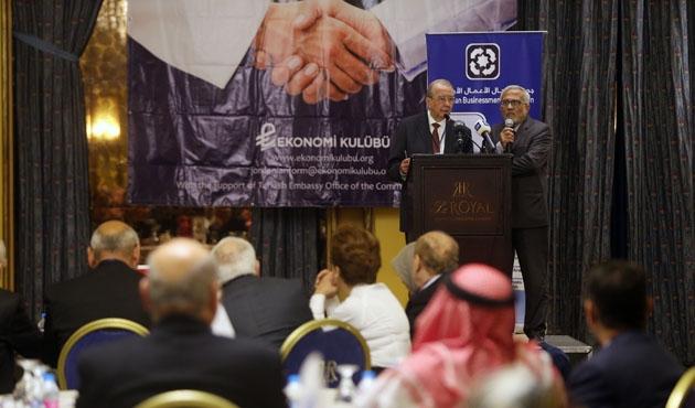 Ürdün'de 'Türkiye Ürdün İş Forumu' düzenlendi