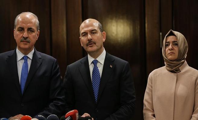 İçişleri Bakanı Soylu: Şehit sayımız 29'a yükseldi