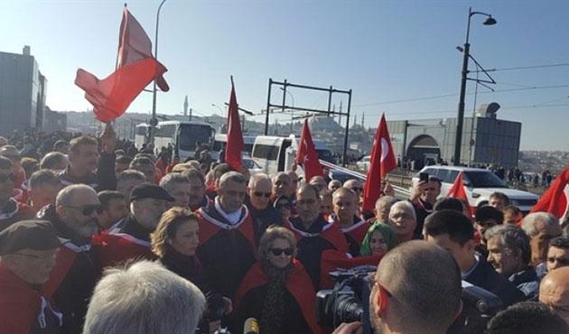 İTO'dan teröre karşı birlik yürüyüşü