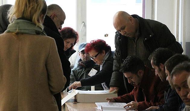 Makedonya'da seçim günü