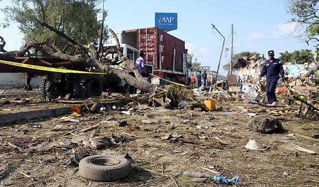 Somali'de bombalı saldırıda 11 ölü
