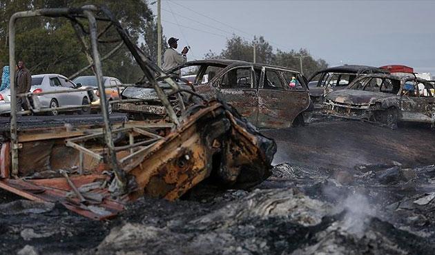 Kenya'da tanker faciasında 30 ölü