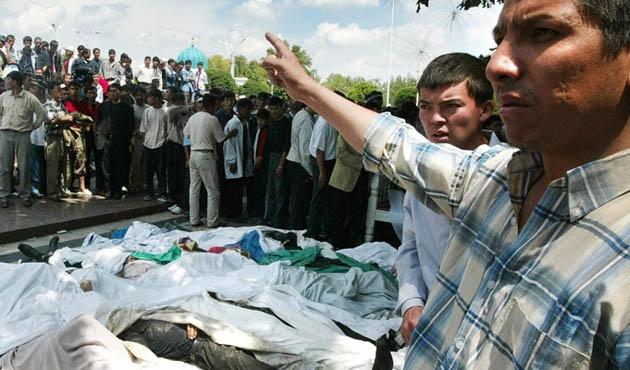 Andican katliamına bağımsız soruşturma talebi