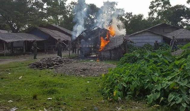Myanmar'dan komşu ülkelere Arakan daveti