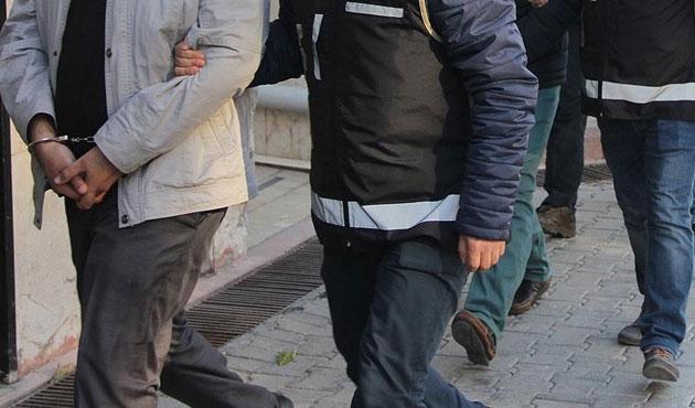 HDP'ye yönelik terör operasyonu: 8 gözaltı