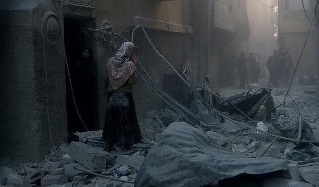 Hama'da kimyasal saldırı; 85 ölü