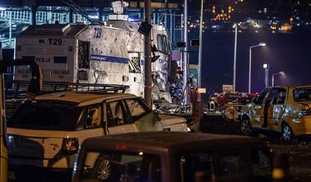 Saldırıda kullanılan araç bir hafta önce alınmış